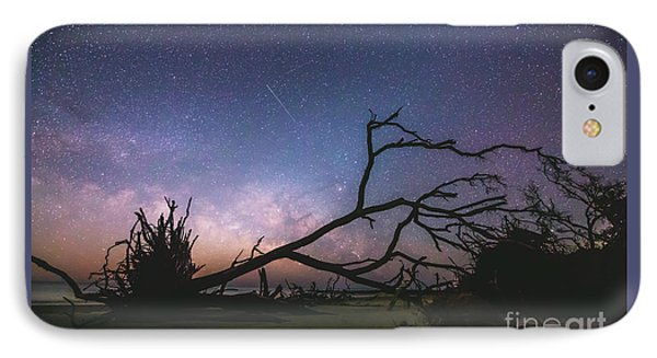Saint Helena Milky IPhone Case by Robert Loe