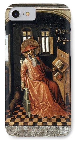 Saint Jerome (340-420) Phone Case by Granger