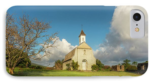 IPhone Case featuring the photograph Saint Joseph's Church by Ryan Manuel