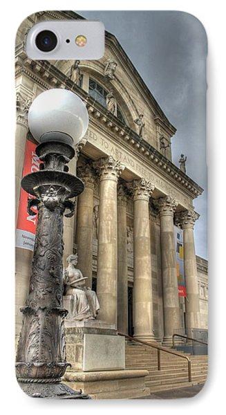 Saint Louis Art Museum Slam Missouri  IPhone Case
