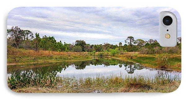 Saint Lucie Nature II IPhone Case by Liesl Marelli
