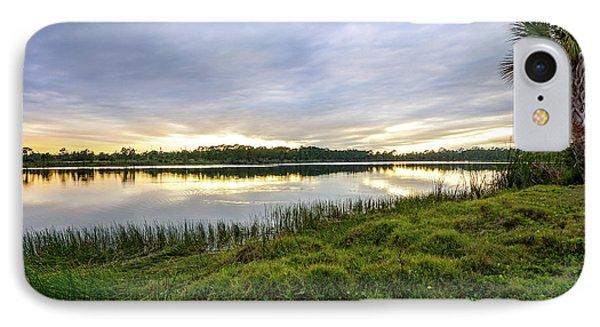 Saint Lucie Nature  IPhone Case by Liesl Marelli
