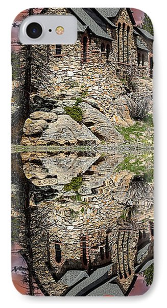 IPhone Case featuring the photograph Saint Malo Panorama by Shane Bechler