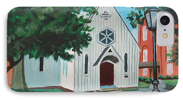 Saint Mary's Chapel Phone Case by Tommy Midyette