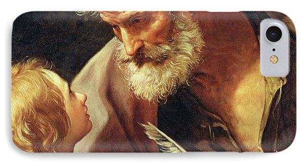 Saint Matthew IPhone Case