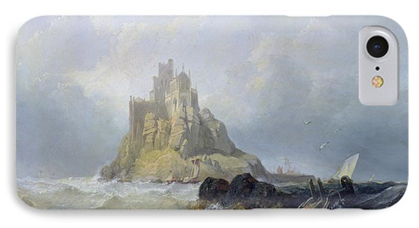 Saint Michael's Mount In Cornwall  IPhone Case