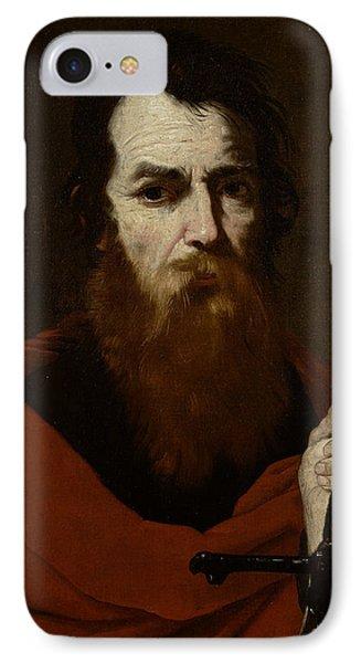 Saint Paul  Phone Case by Jusepe de Ribera