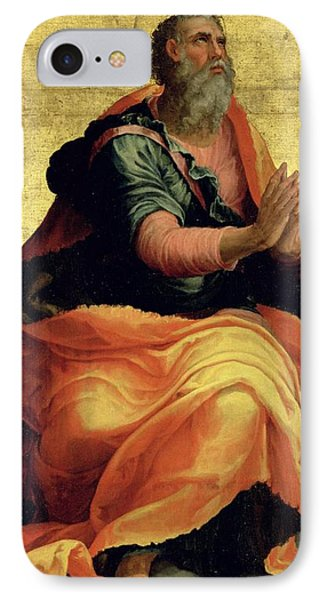 Saint Paul The Apostle Phone Case by Marco Pino