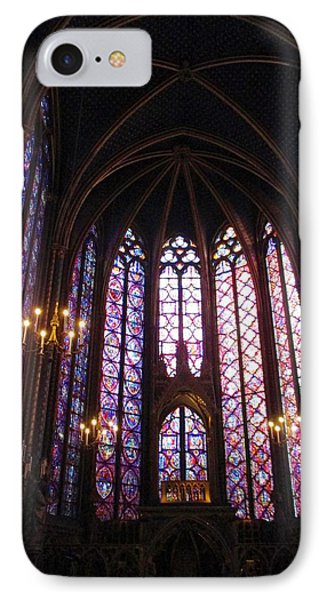 IPhone Case featuring the photograph Sainte-chapelle by Christopher Kirby