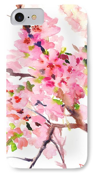 Sakura Cherry Blossom IPhone Case