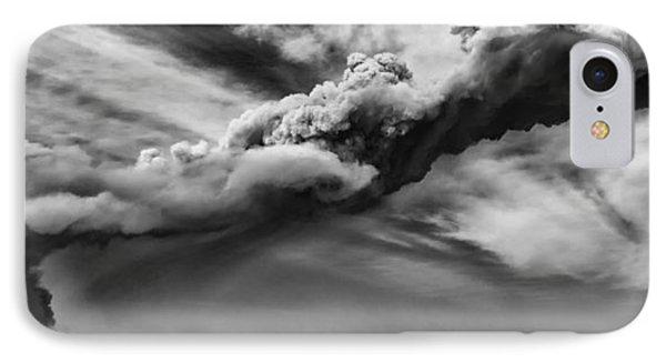 IPhone Case featuring the photograph Sakurajima Volcano by Hayato Matsumoto