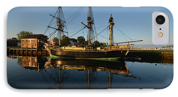 Salem Friendship Reflection IPhone Case by Toby McGuire