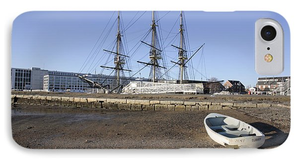 Salem Maritime National Historic Site In Salem  Massachusetts Usa Phone Case by Erin Paul Donovan