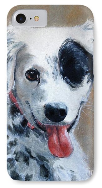 Sally IPhone Case by Diane Daigle