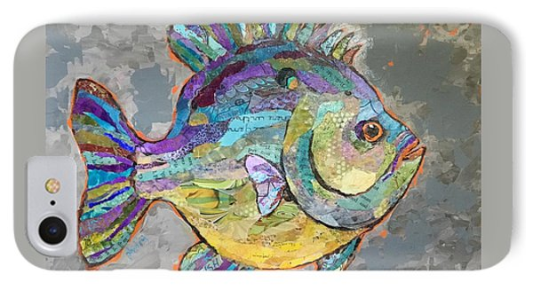 Sally Sunfish IPhone Case