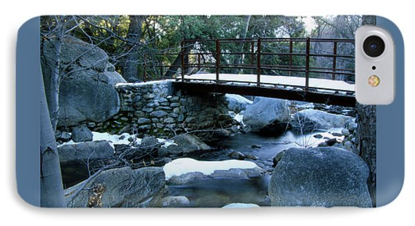 Salmon Creek - Rincon Trail IPhone Case