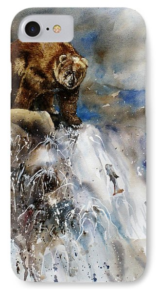 Salmon Run IPhone Case
