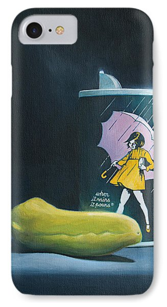 Salt And Pepper Phone Case by Joe Winkler
