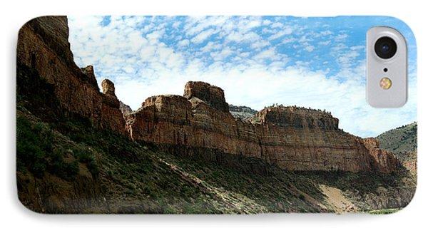 Salt River Canyon Arizona IPhone Case by Jeff Swan