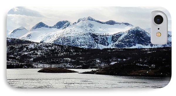 Saltstraumen IPhone Case by Tamara Sushko