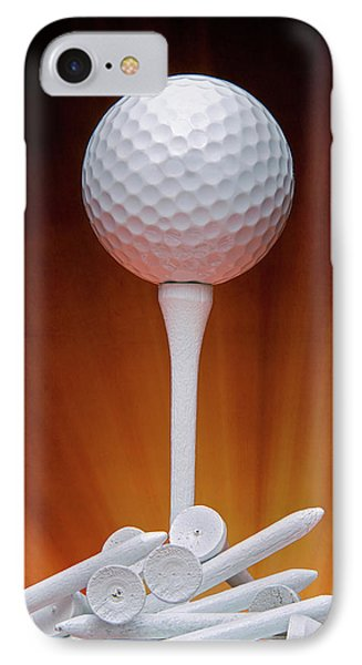Salute To Golf IPhone Case