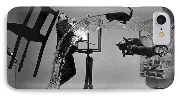 Salvador Dali 1904-1989 Phone Case by Granger