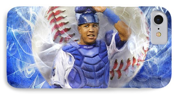 Salvy The Mvp IPhone Case