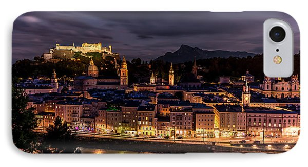 IPhone Case featuring the photograph Salzburg Austria by David Morefield
