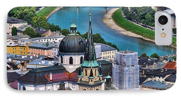 Salzburg Austria Europe IPhone Case by Sabine Jacobs