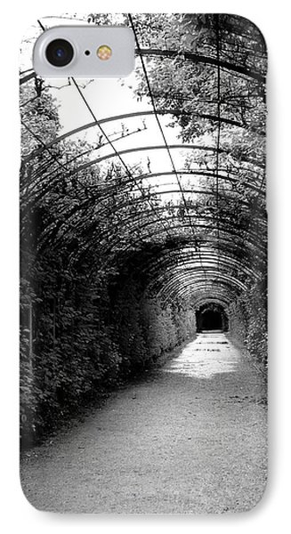 Salzburg Vine Tunnel - By Linda Woods IPhone Case