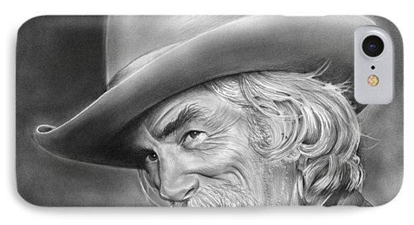 Sam Elliott IPhone Case