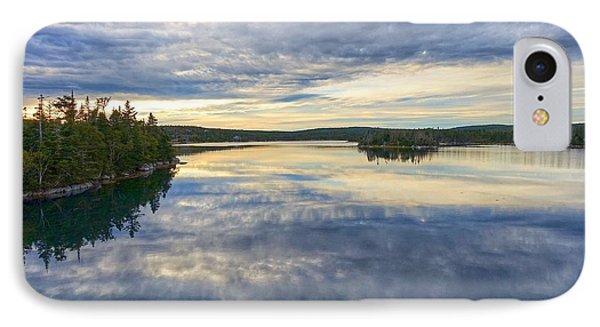 Sambro Basin I Nova Scotia IPhone Case by Heather Vopni