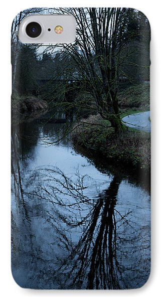 Sammamish River At Dusk IPhone Case