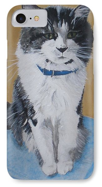IPhone Case featuring the painting Sammy by Betty-Anne McDonald