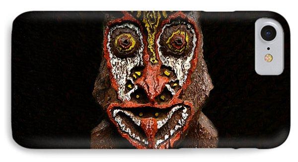 Samoan IPhone Case by David Lee Thompson