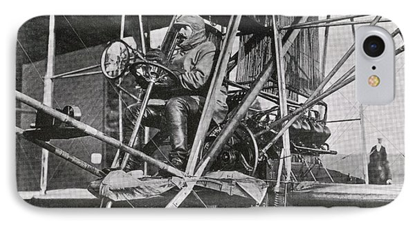 Samuel Franklin Cody 1867 To 1913 IPhone Case