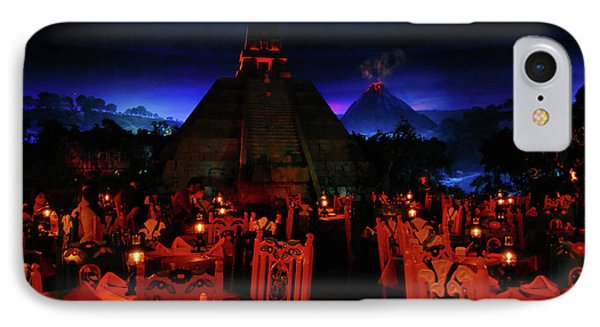 San Angel Inn Mexico IPhone Case by David Lee Thompson
