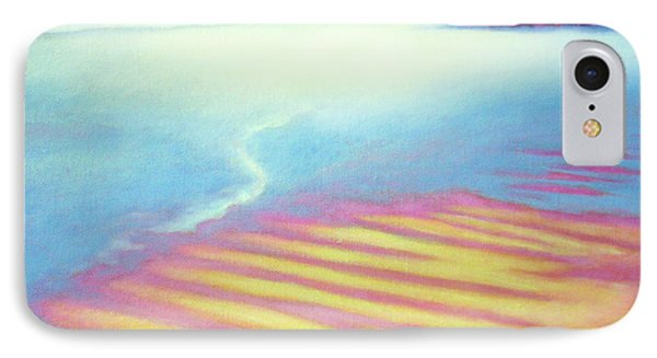 San Blas Sunrise Ripples IPhone Case by Angela Treat Lyon