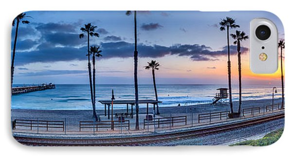 San Clemente In Pano IPhone Case