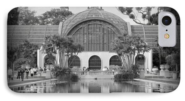 San Diego Botanical Foundation Phone Case by Karyn Robinson