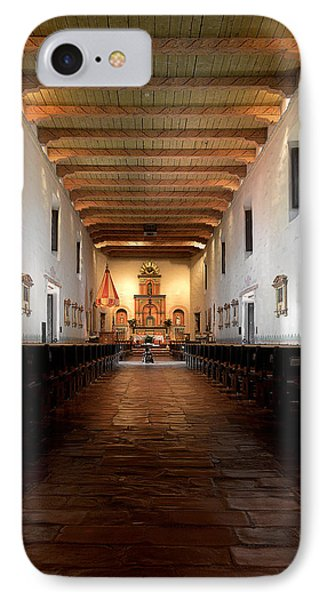 IPhone Case featuring the photograph San Diego De Alcala by Christine Till