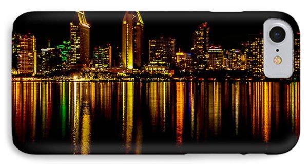 San Diego Panoramic IPhone Case