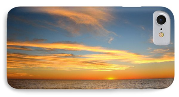 IPhone Case featuring the photograph San Diego Sunrise by Susan D Moody