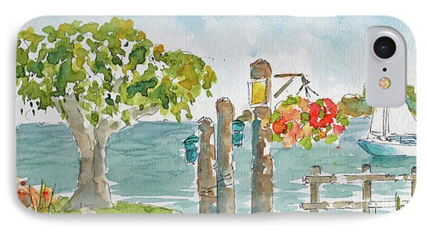 San Fran Bay From Sausalito IPhone Case by Pat Katz