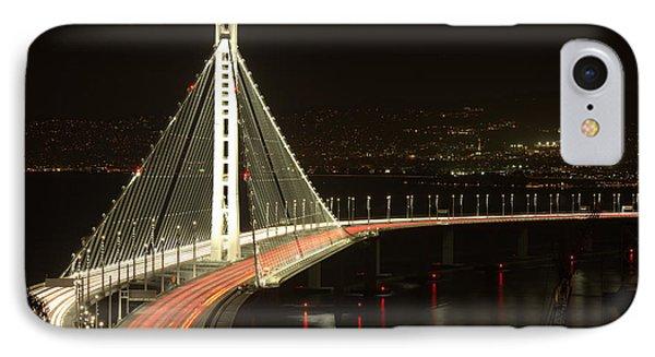 San Francisco Bay Bridge New East Span IPhone Case