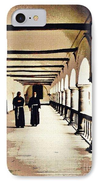 San Francisco Monastery Quito  IPhone Case