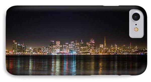 San Francisco Shot IPhone Case by Britten Adams
