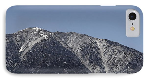 San Gabriel Mountains IPhone Case