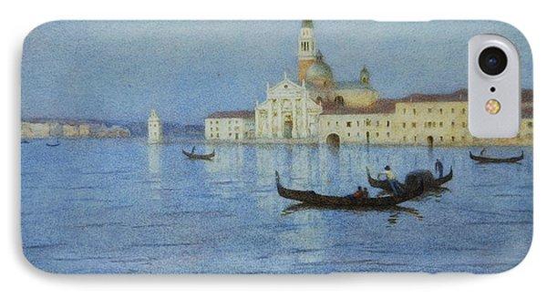 San Giorgio Maggiore Phone Case by Helen Allingham