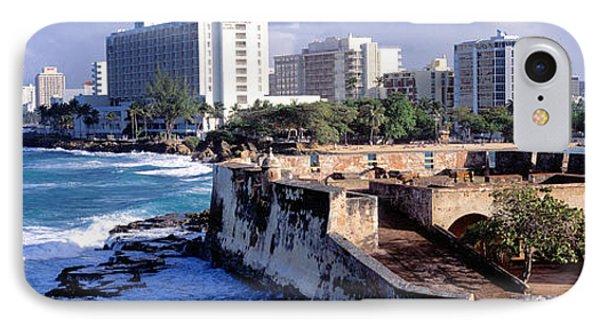 San Jeronimo Fort, San Juan, Puerto Rico IPhone Case